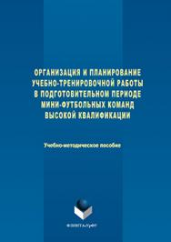 Организация и планирование учебно-тренировочной работы в подготовительном периоде мини-футбольных команд высокой квалификации ISBN 978-5-9765-3033-1