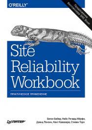 Site Reliability Workbook: практическое применение. — (Серия «Бестселлеры O'Reilly») ISBN 978-5-4461-1087-2