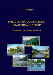 Учебная (рисовальная) практика: пленэр ISBN 978-5-8154-0396-3