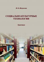 Социально-культурные технологии ISBN 978-5-8154-0431-1