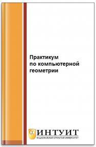 Компьютерная геометрия: практикум ISBN 978-5-9556-0117-5